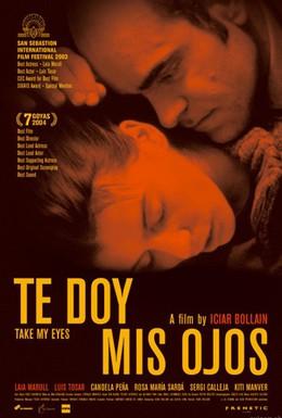 Постер фильма Возьми мои глаза (2003)