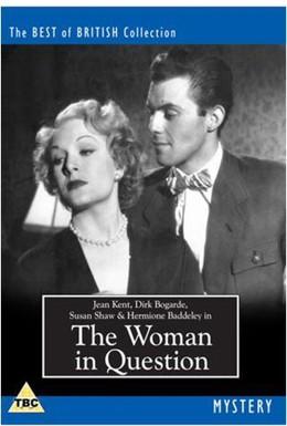 Постер фильма Та самая женщина (1950)