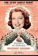 Бродвейская серенада (1939)