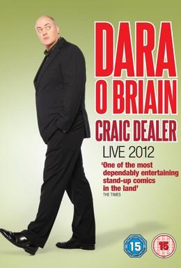 Постер фильма Дара О Бриэн: Доза юмора (2012)