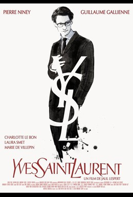 Постер фильма Ив Сен-Лоран (2014)