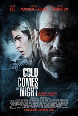 Постер фильма Холод ночи (2013)