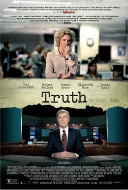 Постер фильма Правда (2015)