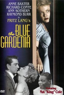 Постер фильма Синяя гардения (1953)