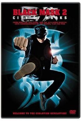 Постер фильма Черная маска 2: Город масок (2002)