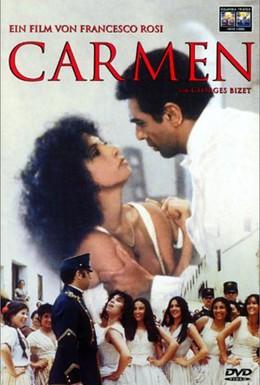 Постер фильма Кармен (1984)