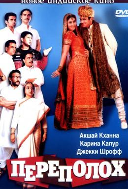 Постер фильма Переполох (2004)