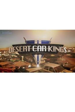 Постер фильма Автокороли пустыни (2011)