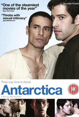 Постер фильма Антарктика (2008)