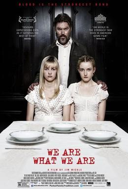 Постер фильма Мы такие, какие есть (2013)