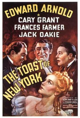 Постер фильма Любимец Нью-Йорка (1937)