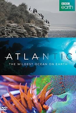 Постер фильма Атлантика: Самый необузданный океан на Земле (2015)