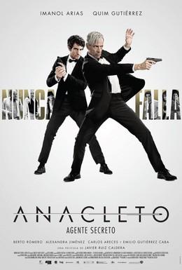 Постер фильма Анаклет: Секретный агент (2015)