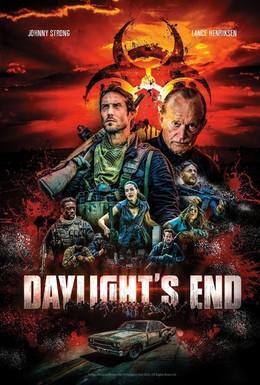 Постер фильма Конец дня (2016)