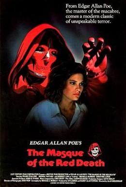 Постер фильма Маска красной смерти (1989)