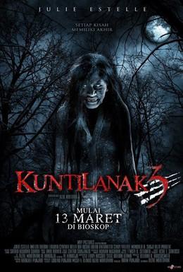 Постер фильма Кунтиланак 3 (2008)