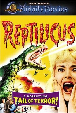 Постер фильма Рептиликус (1961)