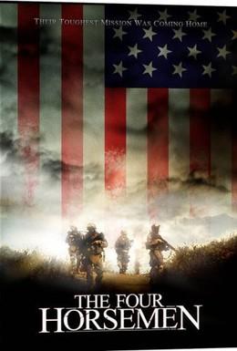 Постер фильма Всадники апокалипсиса (2008)