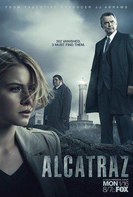 Постер фильма Алькатрас (2012)