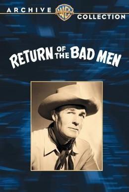 Постер фильма Возвращение плохого человека (1948)