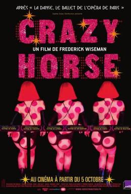 Постер фильма Дикая лошадь (2011)