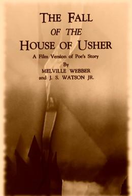 Постер фильма Падение дома Ашеров (1928)