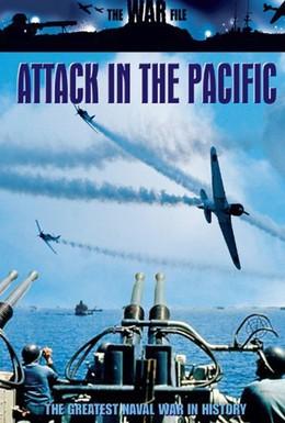 Постер фильма Атака в Тихом океане (1944)