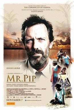 Постер фильма Мистер Пип (2012)