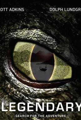 Постер фильма Легенды: Гробница дракона (2013)