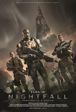 Постер фильма Halo: Сумерки (2014)
