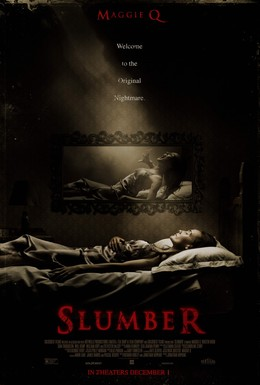 Постер фильма Сламбер: Лабиринты сна (2017)