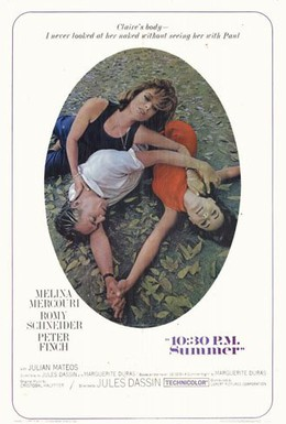 Постер фильма Лето, половина одиннадцатого (1966)