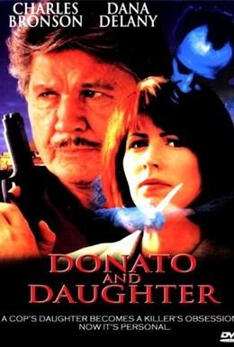 Постер фильма Донато и дочь (1993)