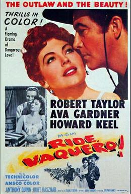Постер фильма Отважные противники (1953)