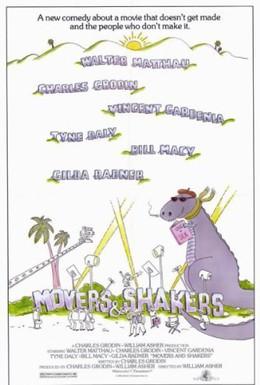 Постер фильма Толкачи и кидалы (1985)