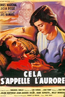Постер фильма Это называется зарей (1956)
