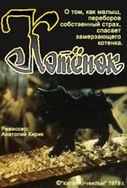 Постер фильма Котёнок (1979)