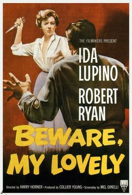 Постер фильма Осторожней, моя милая (1952)