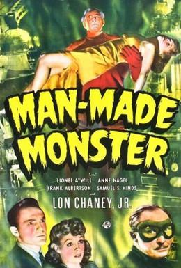 Постер фильма Монстр, рожденный людьми (1941)