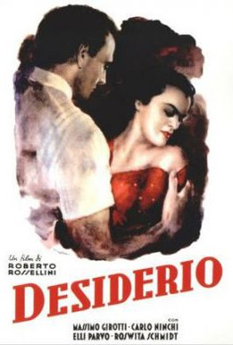 Постер фильма Желание (1946)
