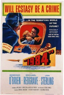 Постер фильма 1984 (1956)
