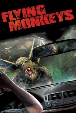 Постер фильма Летучие обезьяны (2013)