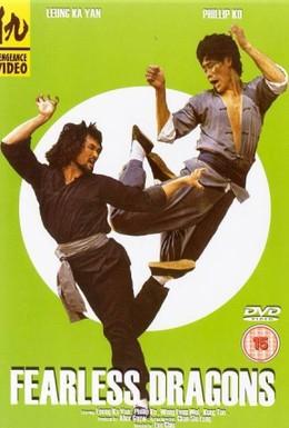 Постер фильма Бесстрашные драконы (1980)
