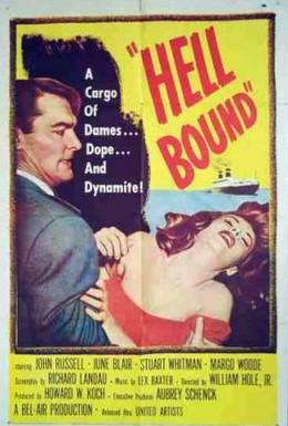 Постер фильма Адский переплёт (1957)