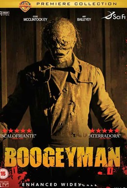 Постер фильма Бугимен (2012)