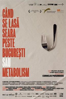 Постер фильма Когда в Бухаресте наступает вечер, или Метаболизм (2013)