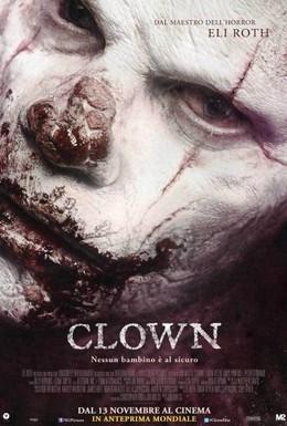 Постер фильма Клоун (2014)