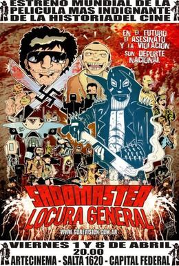 Постер фильма Садомастер: Безумный генерал (2011)