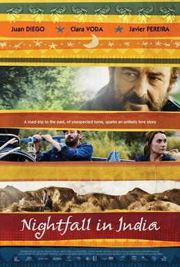 Постер фильма Полночь в Индии (2014)