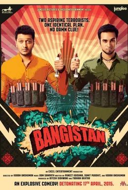 Постер фильма Бангистан (2015)